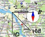 База Винтика и Шпунтика у Колоса к Юго-Востоку от города